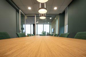 insonoriser une salle de réunion